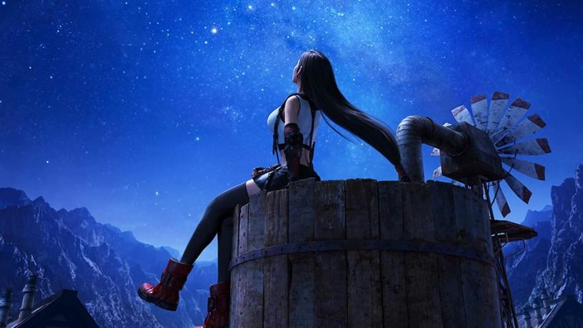 Ремейк Final Fantasy VII возглавил чарты английской розницы, но всё не так просто