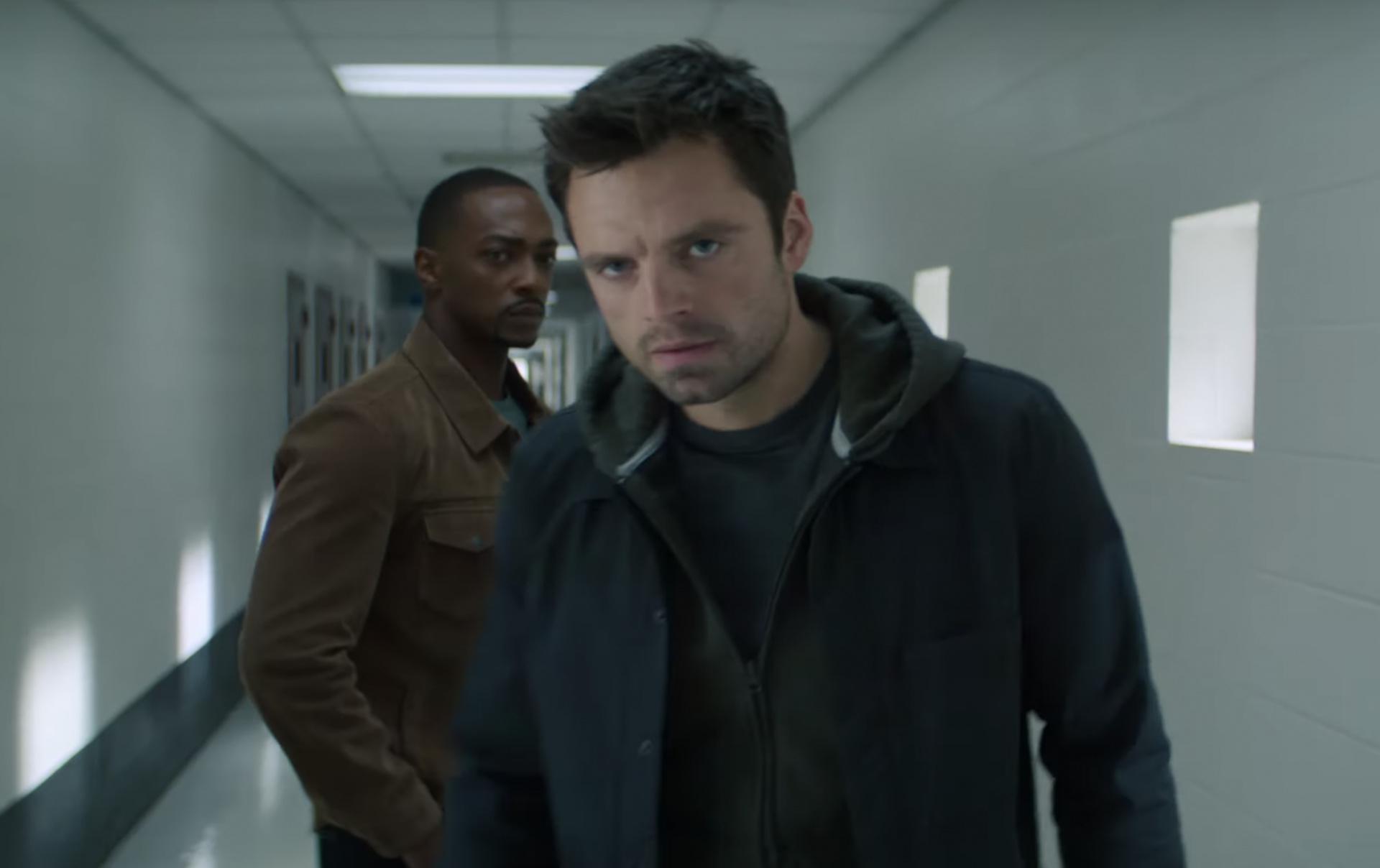 В «Соколе и Зимнем солдате» вернут персонажей Marvel из первых фильмов