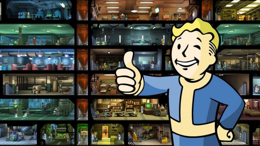 Fallout Shelter вышла в России