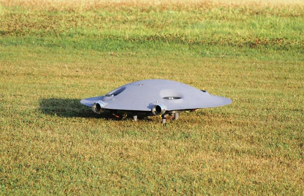 В Румынии разрабатывают сверхзвуковую «летающую тарелку»