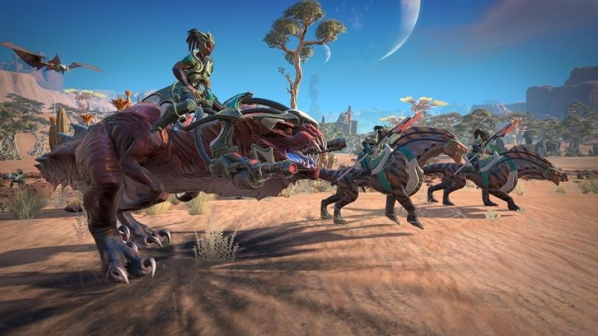 У Age of Wonders: Planetfall появилась дата релиза