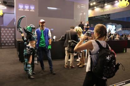 Август, игры, Кёльн: фоторепортаж с gamescom 2019
