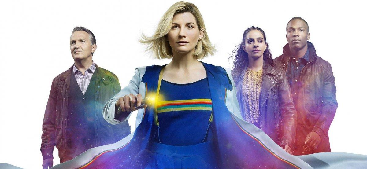 Вышел трейлер 12-го сезона «Доктора Кто»