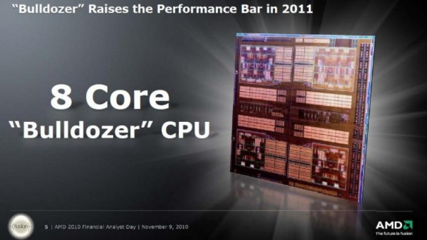 AMD откорректировала цены флагманских процессоров Bulldozer