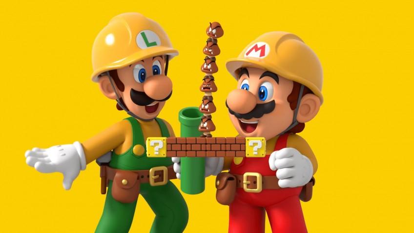 Английская розница: Super Mario Maker2 удерживает лидерство