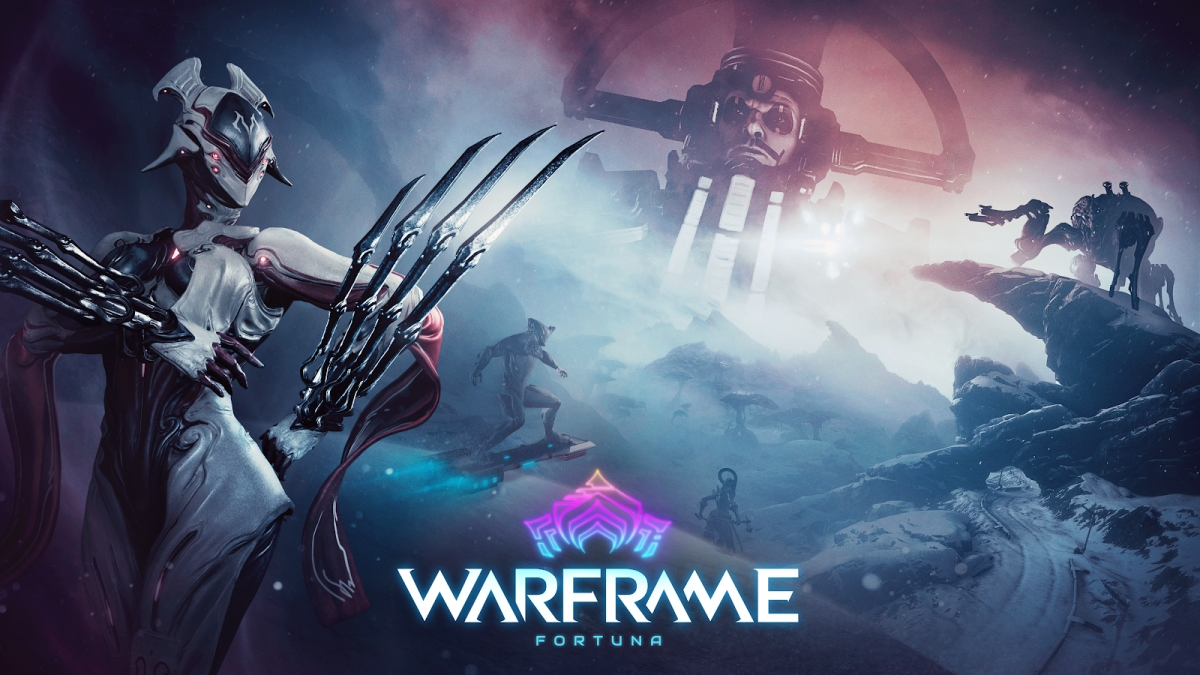 «Фортуна» для Warframe на Nintendo Switch уже доступна