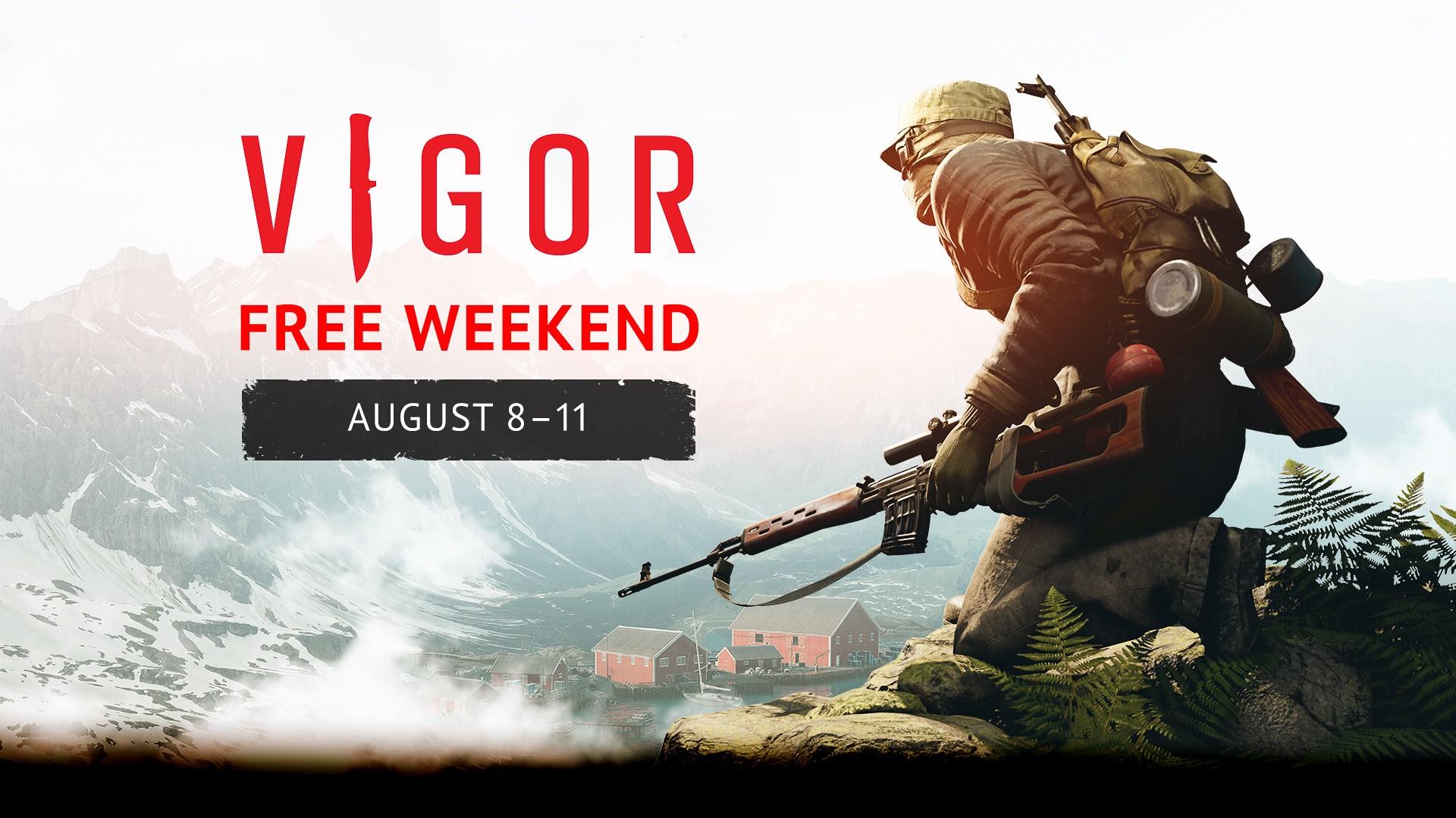 В Vigor пройдут бесплатные выходные