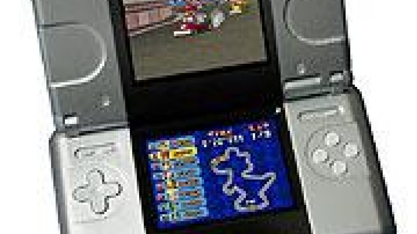 Первые фото Nintendo DS!