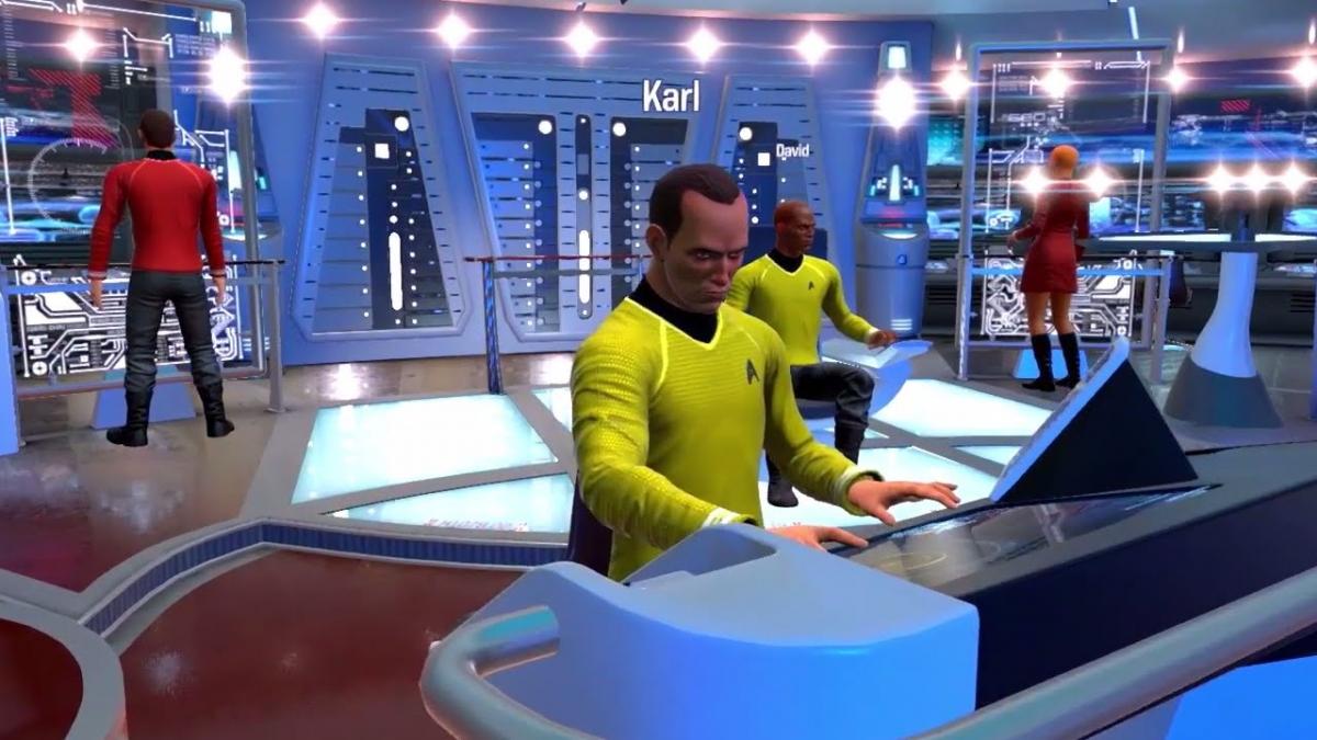 Лучшее на канале «Игромания вживую»: Star Trek: Bridge Crew, RiME, Vanquish