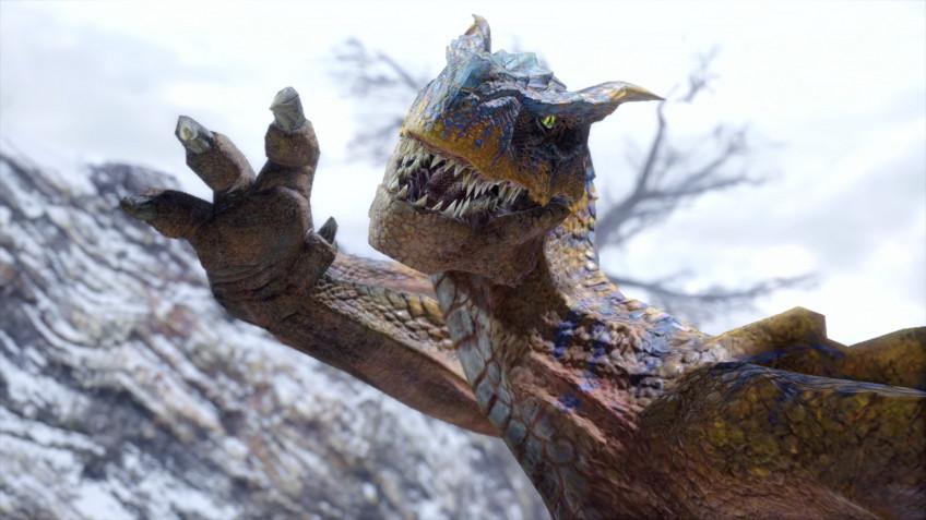 Магазин Nintendo Switch рухнул после релиза демо Monster Hunter: Rise