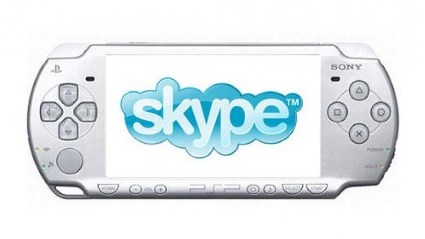 PSP и Skype – теперь друзья