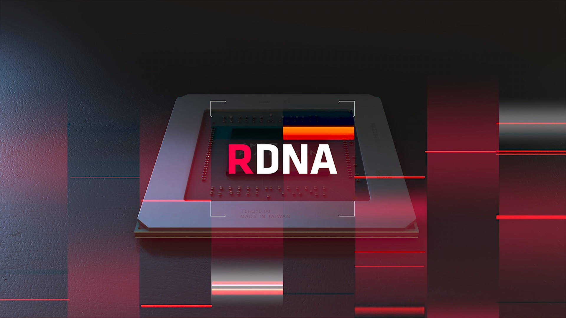 Названы предполагаемые характеристики 7-нм видеочипа AMD Navi14