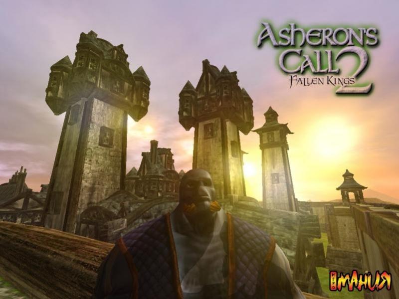 Asheron's Call2 почти в Европе