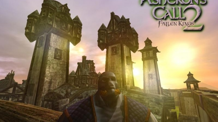 Asheron's Call 2 почти в Европе