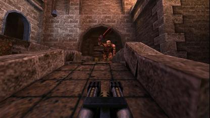 Ремастер Quake обновили для PS5 и Xbox Series