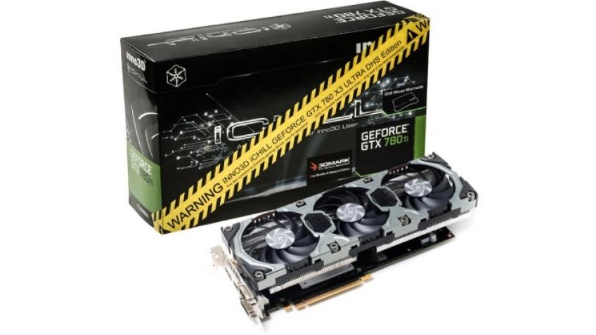 Inno3D выпустила iChill GeForce GTX 780 Ti DHS HerculeZ X3 Ultra