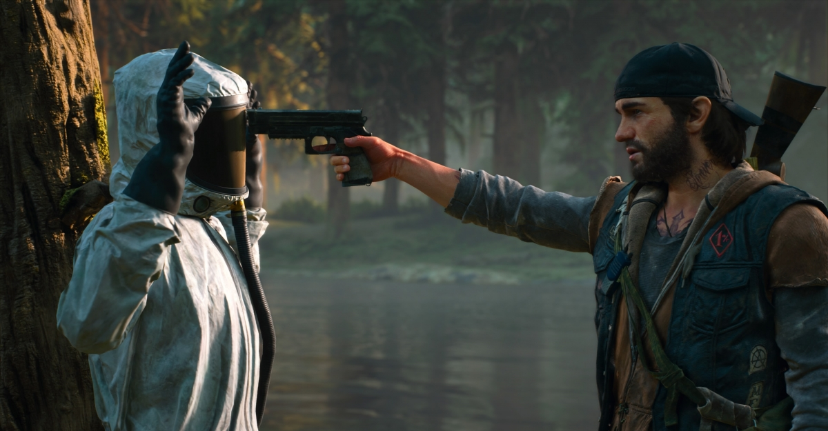 Трой Бейкер на фоне спорных отзывов о Days Gone: «Любая вышедшая игра — чудо»