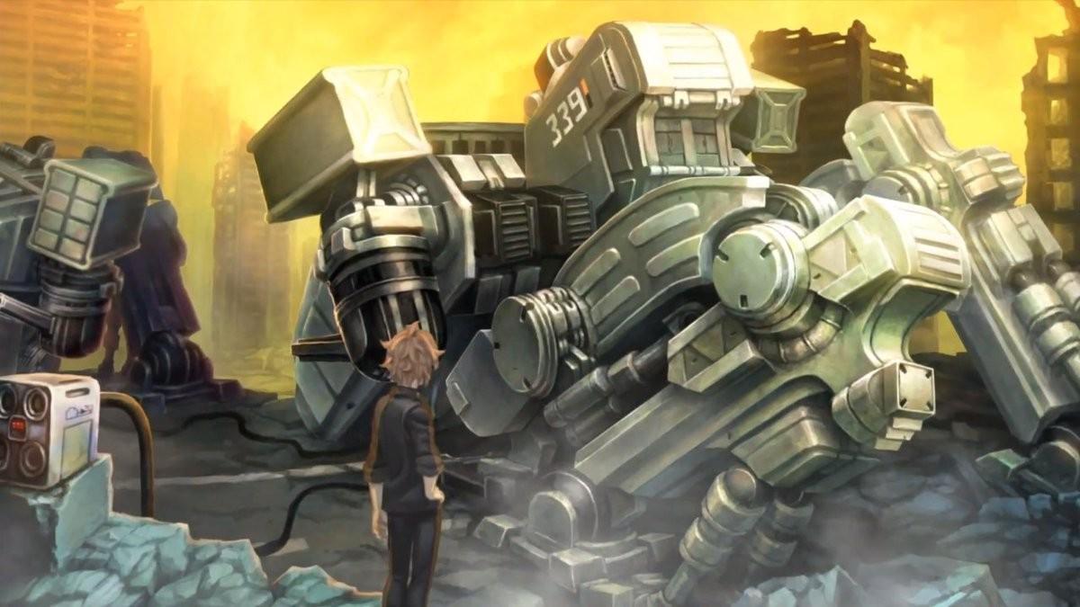 В13 Sentinels: Aegis Rim будет казуальный режим сложности
