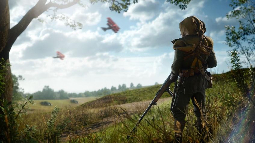 «Battlefield никогда не станет прежней» — DICE продолжает тизерить Battlefield V