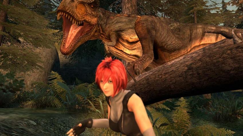 В классической Dino Crisis улучшили текстуры с помощью ИИ