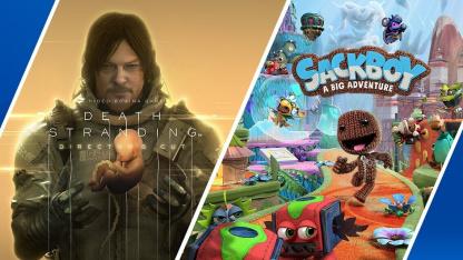 На PlayStation5 появились пробные версии игр, но их пока две