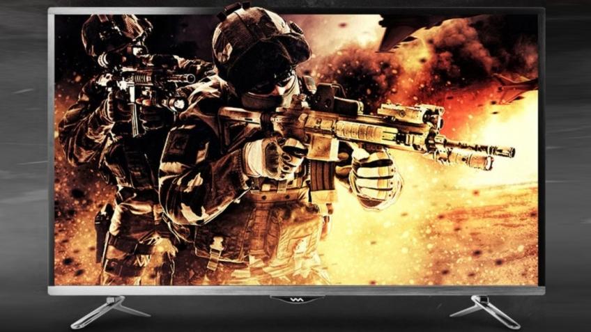 Wasabi Mango выпустила 43-дюймовый 4К-монитор UHD430 с частотой 120 Гц