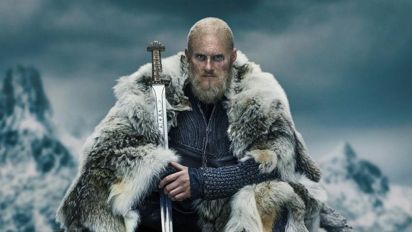 Netflix заказал24 эпизода продолжения сериала «Викинги»