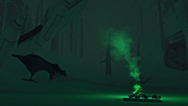 В The Long Dark стартовало хэллоуинское событие Escape The Darkwalker