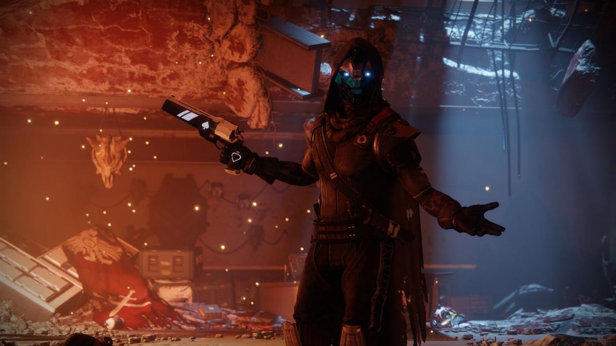 Сюжетная кампания Destiny2 займет более полусотни часов