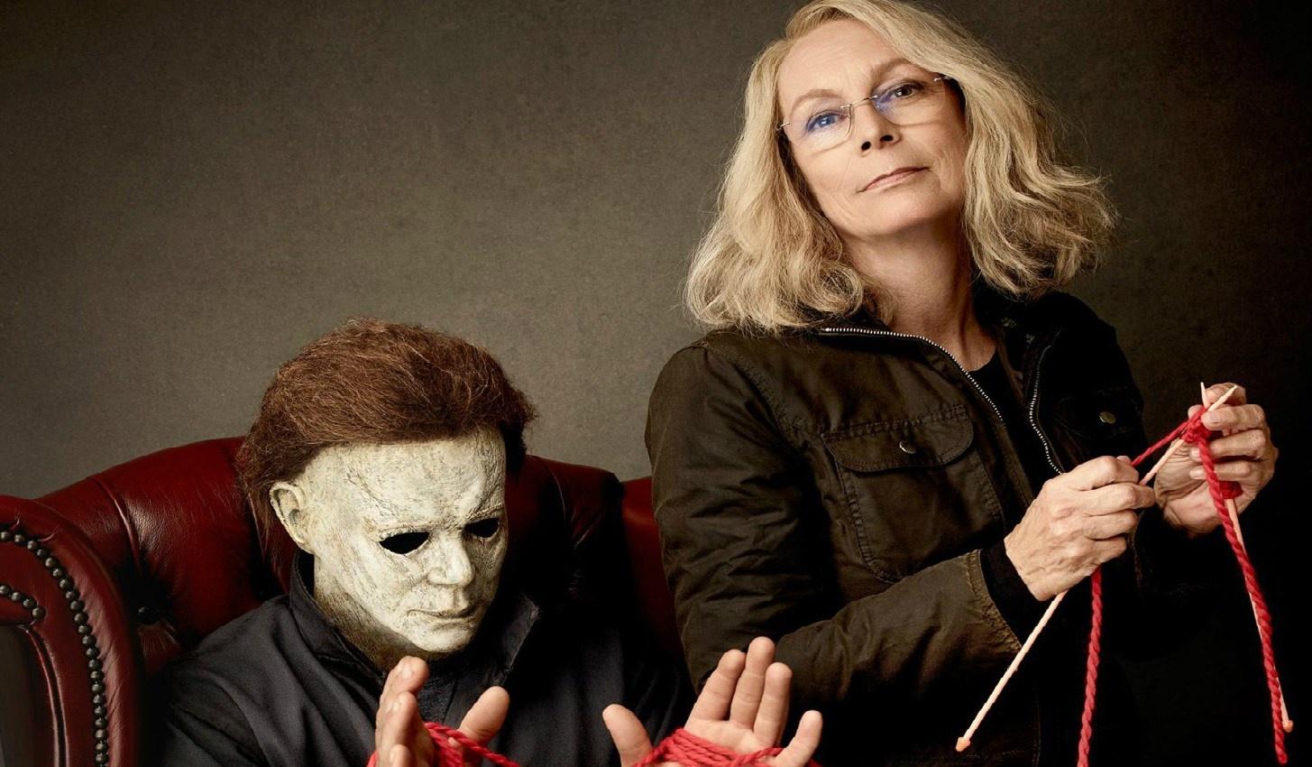 Джейми Ли Кёртис снова сыграет в «Хэллоуине»