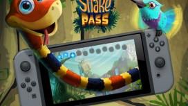 Игра Snake Pass выйдет на Nintendo Switch