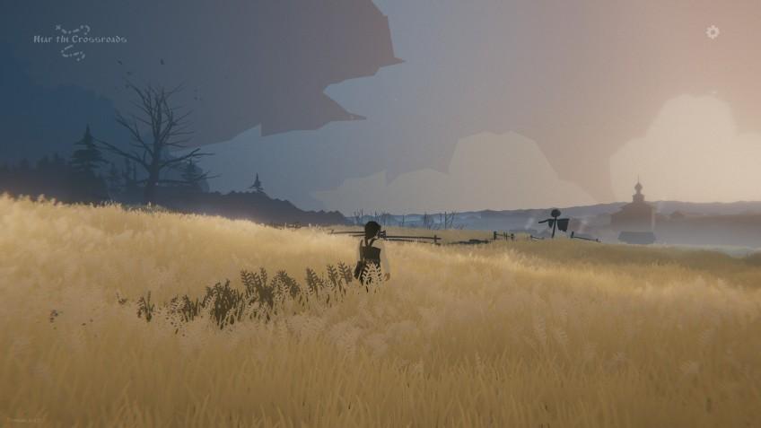 Черти и русский дух в геймплейном трейлере ролевого приключения Black Book