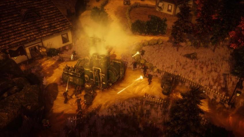 Солдаты без миссии: вышел сюжетный трейлер Broken Lines
