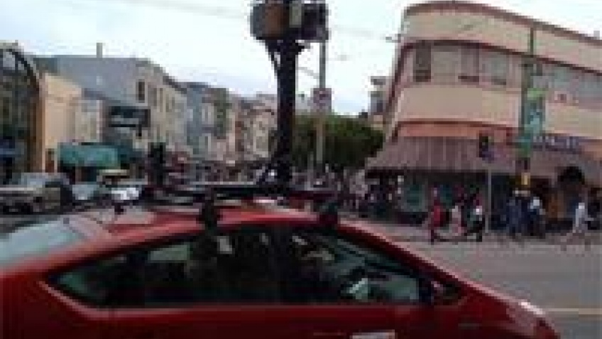 Британцы протестуют против Google Street View