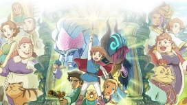 Ni no Kuni: Wrath of the White Witch в новых трейлерах