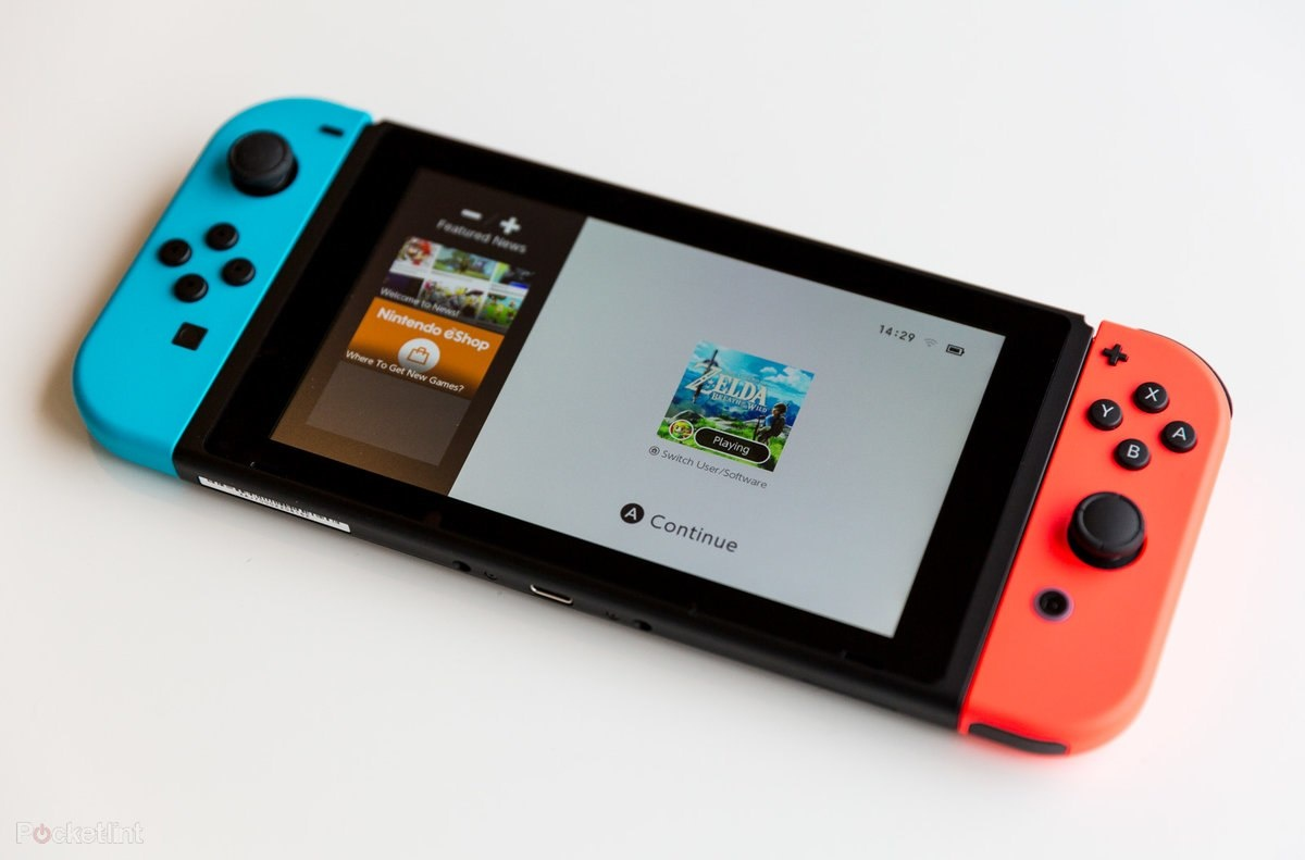 На YouTube выяснили, чем отличается новая Nintendo Switch от старой
