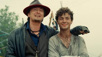 Сиквел фильма «Бендер: Начало» с Сергеем Безруковым выйдет уже в июле