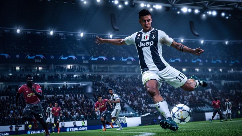 FIFA19 стала самой продаваемой игрой в Европе за 2018 год