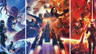 Новые кадры оригинала и ремастера трилогии Mass Effect сравнили