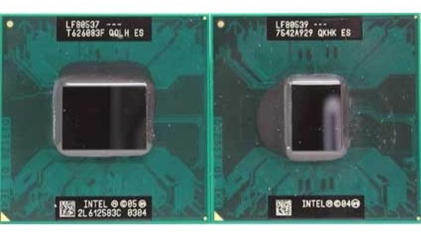 Мобильный Core2 Duo