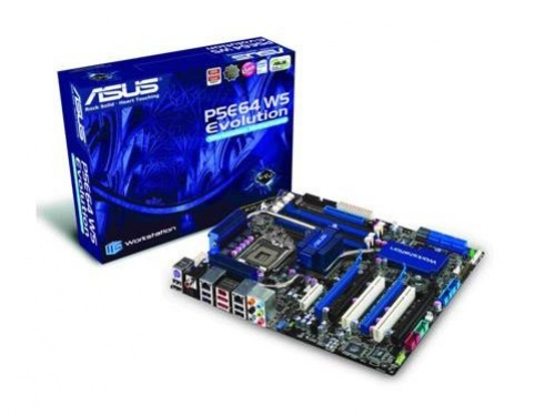 Первые анонсы Intel X48