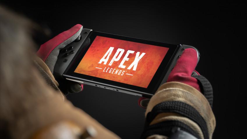 Осенью Apex Legends выйдет на Switch и в Steam, а также получит поддержку кроссплея