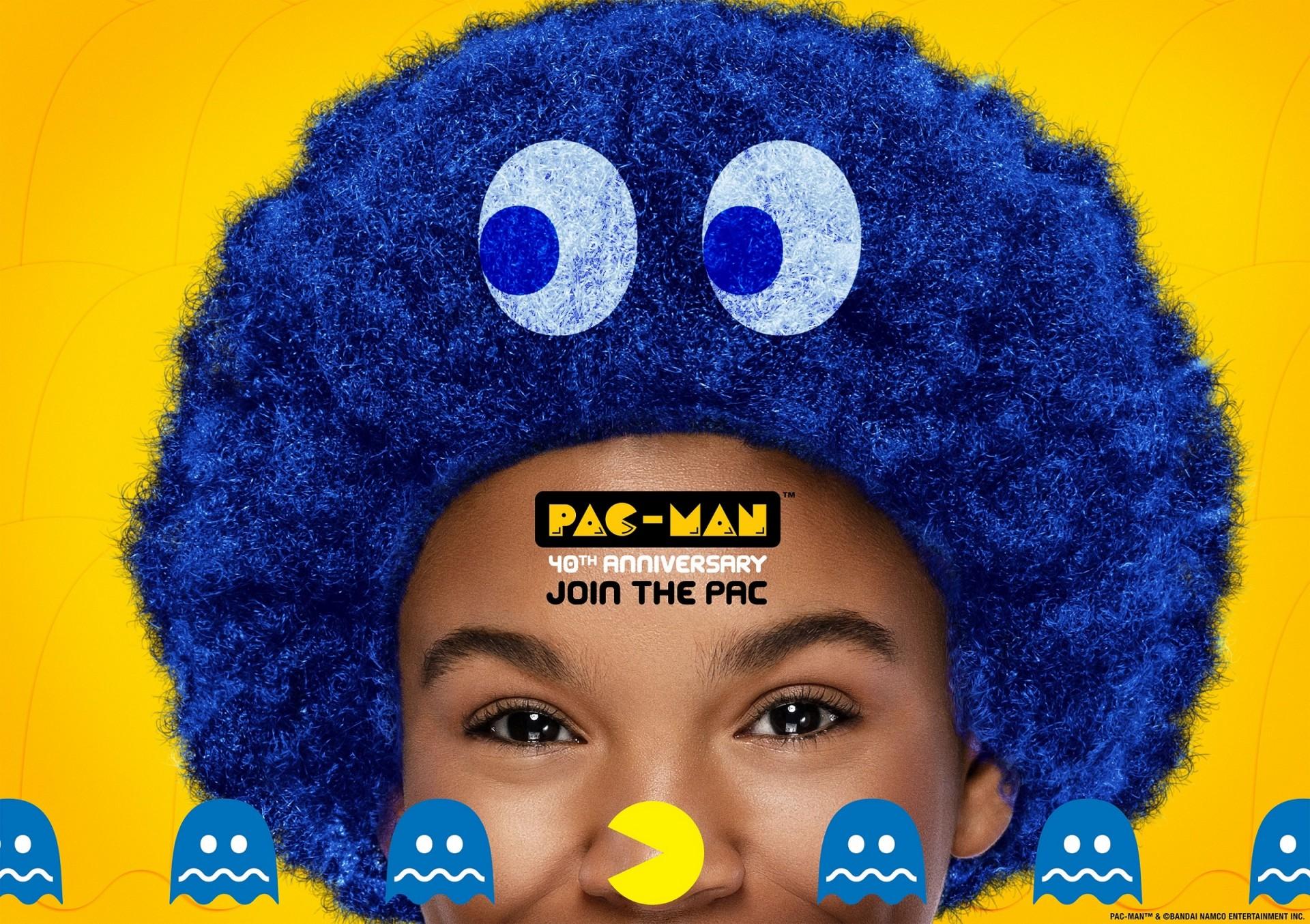 Pac-Man исполнилось 40 лет