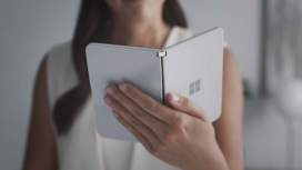 Microsoft запатентовала складной смартфон с тремя экранами