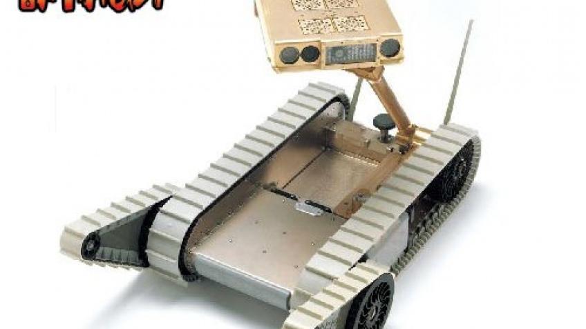 Вооруженные роботы на страже порядка
