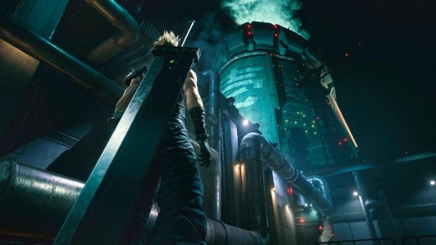 Square Enix отказалась выпустить ремейк Final Fantasy VII в PS Store пораньше