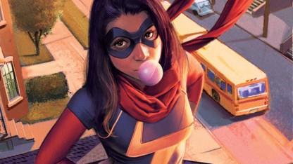 В киновселенной Marvel появится героиня-мусульманка