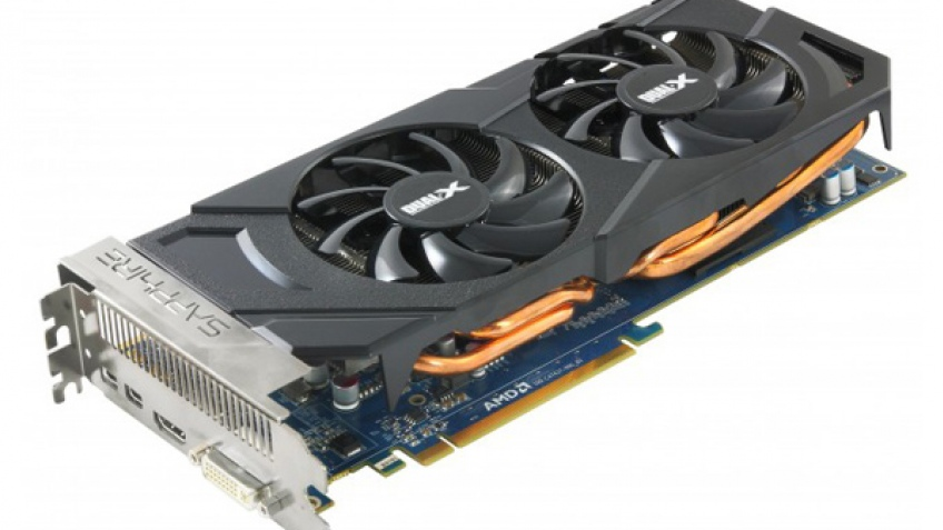 Sapphire сделала Radeon HD 7870 XT with Boost на Tahiti