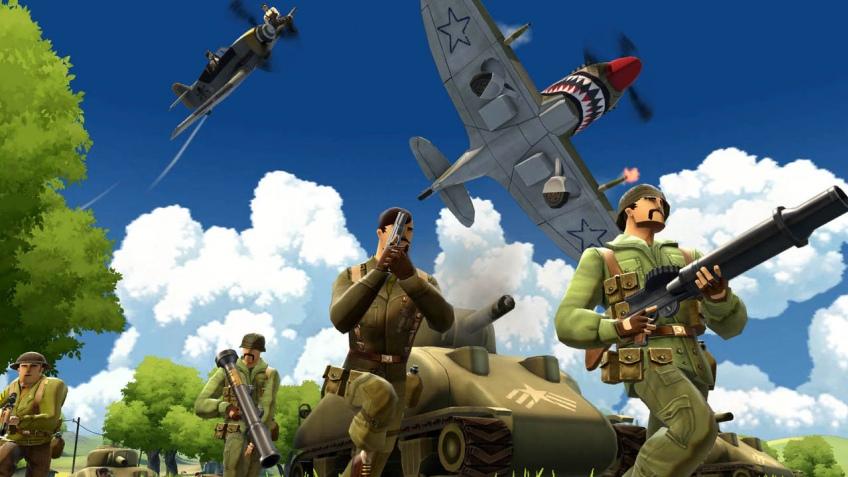 В Battlefield Heroes появился новый режим игры