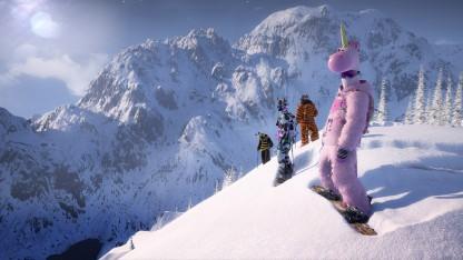 Ubisoft раздаёт полную версию Steep в Uplay